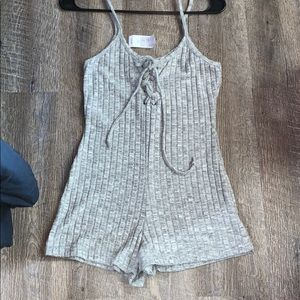 PacSun Other - Knit romper